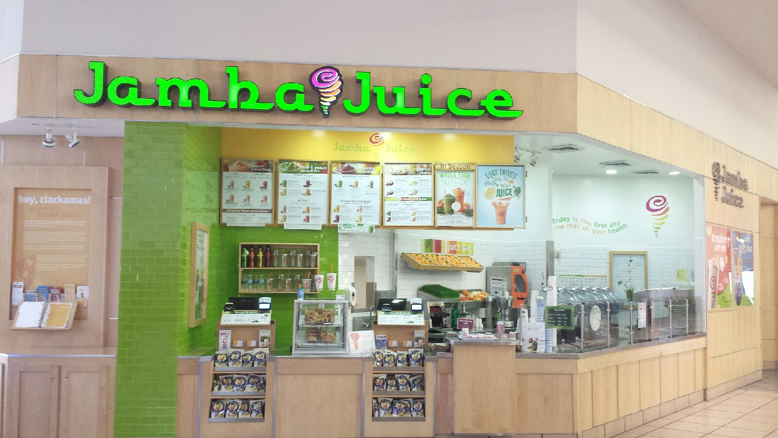 Clackama Town Center Jamba Juice