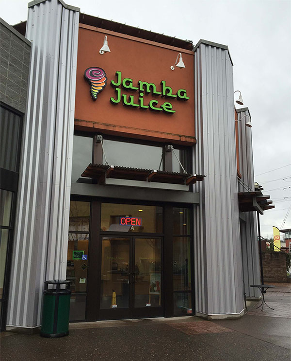 Wood Village Jamba Juice