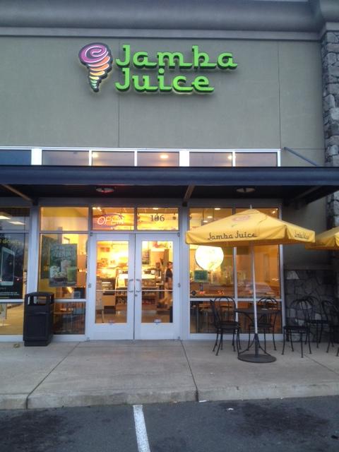 Eugene Corner Stone Center Jamba Juice