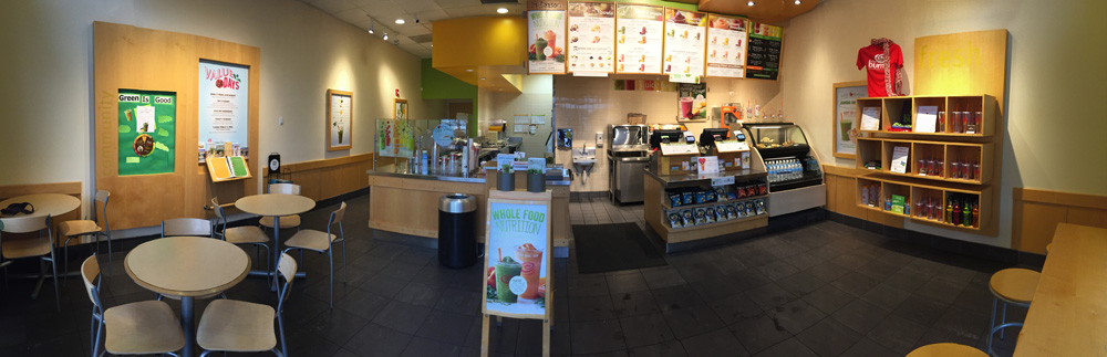 Nyberg Woods Jamba Juice Oregon