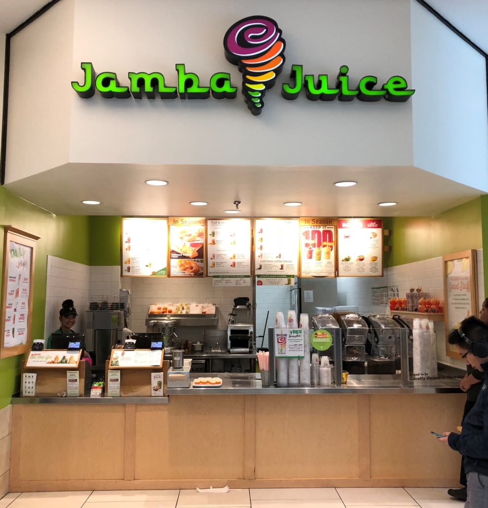 Your Locally Owned Lloyd Center Jamba Juice